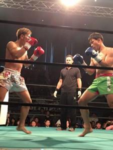 hikaru fight